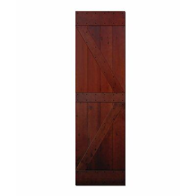 S Z Tophand Panelled Wood Painted British Brace Knotty Barn Door Without Installation Hardware Kit Door In 2020 Barn Door Designs Barn Door Glass Barn Doors