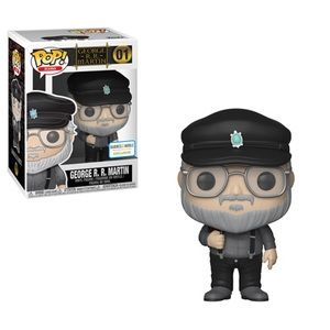 George R R Martin Pop Vinyl Pop Icons Pop Price Guide Funko