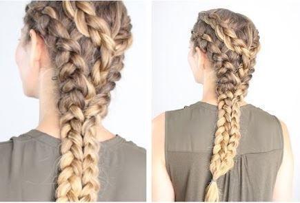Game Of Thrones Hairstyles Easy Californian Hair Hair Styles Khaleesi Hair