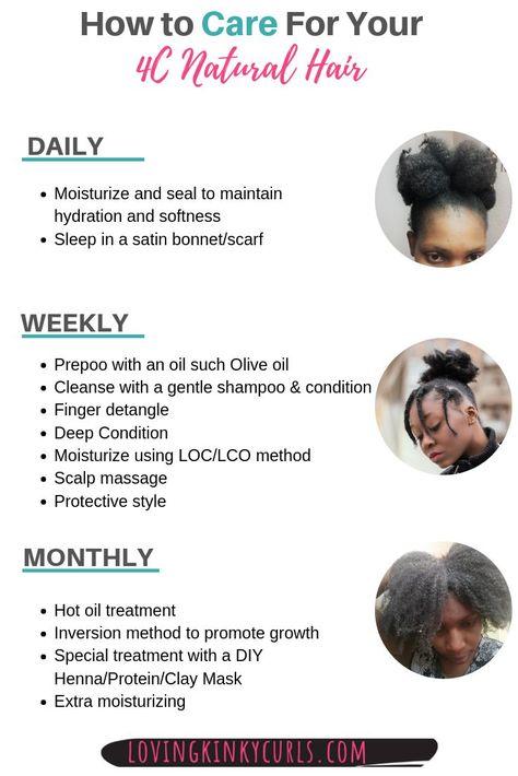Dry 4c Hair Trockenes 4c Haar Cheveux Secs 4c Cabello Seco