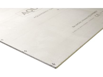 Aquapanel Cement Board Outdoor 12 5 Mm Knauf Material