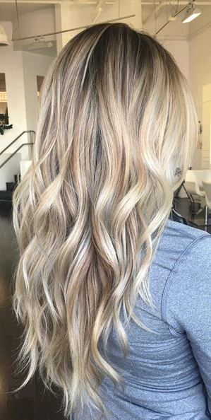 24 Hairstyles To Inspire Your Hairdresser Celebrity Haircut Hair Styles Long Hair Styles Cool Blonde Hair