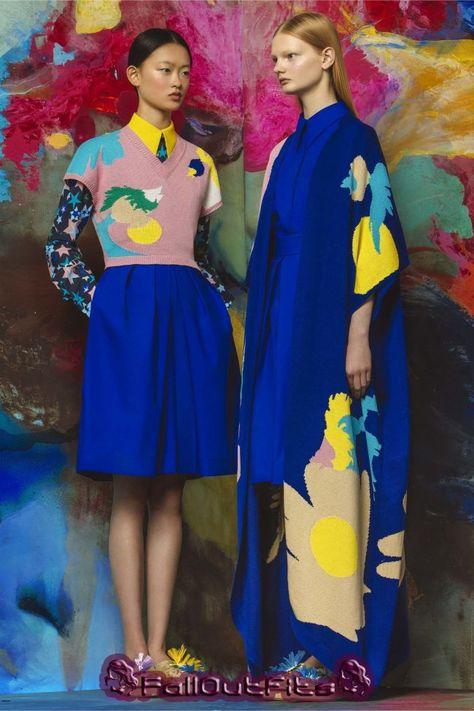 Delpozo New York Spring/Summer 2017 Ready-To-Wear   Fashion, Colorful fashion, Fashion 2017   Delpozo New York Spring/Summer 2017 Ready-To-Wear   Fashion, Colorful fashion, Fashion 2017