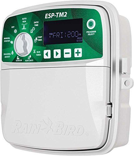 Rain Bird Esptm2 Irrigation Controller Wifi Module Not Included 12 Zones Visit The Image Link More De Irrigation Controller Rain Bird Sprinkler Controller