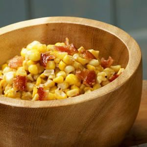 Raw Corn Salad