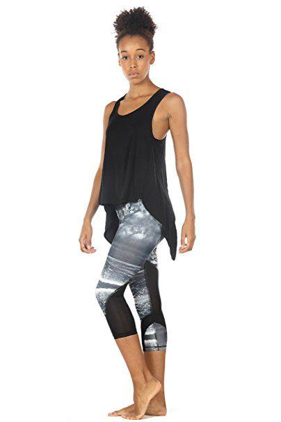 wie man kauft beliebte Geschäfte Junge icyzone Damen Tank Tops Casual Kurzarm Rückenfrei Shirts für ...