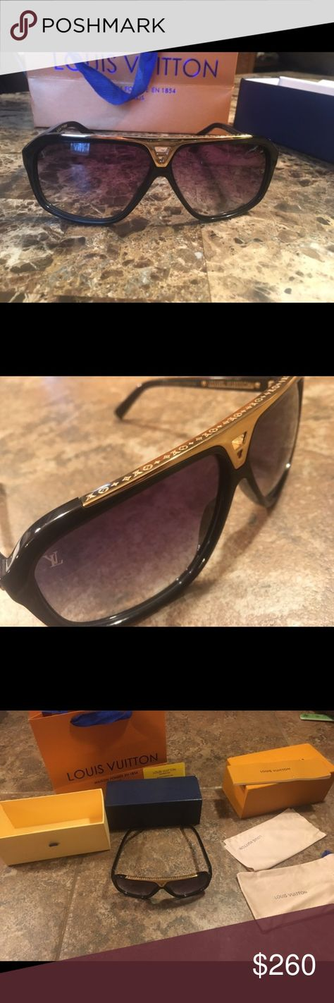 a8eaec90ebee Louis Vuitton evidence sunglasses Great looking UA evidence sunglasses for  any occasion where you want to