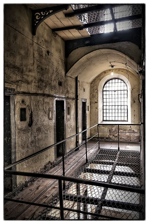 Kilmainham Goal Dublin, Ireland - prison that hosed & executed many participats in Irish rebellions, very moving guided tours on the hour
