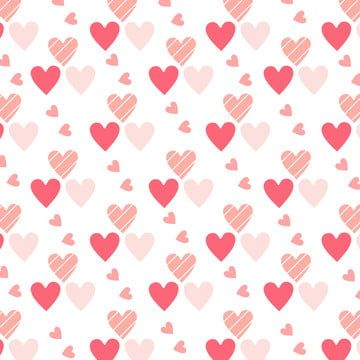 Romantic Love Red Background Background Patterns Valentine Background Pink Pattern Background