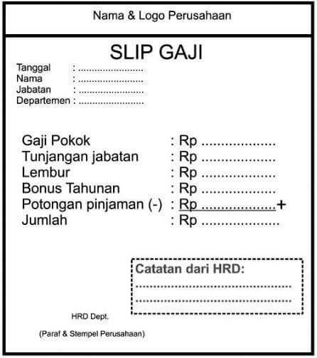 Contoh Surat Pernyataan Lembur Kerja - Download Kumpulan ...
