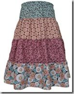 peasant skirt tutorial- enter your waist size it calculates the rest!