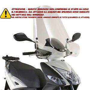 PARABREZZA SPECIFICO KYMCO AGILITY 50 125 150 200 R16 KAPPA MOTO 440A