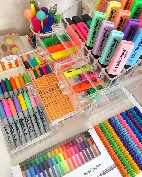 School supplies 💕