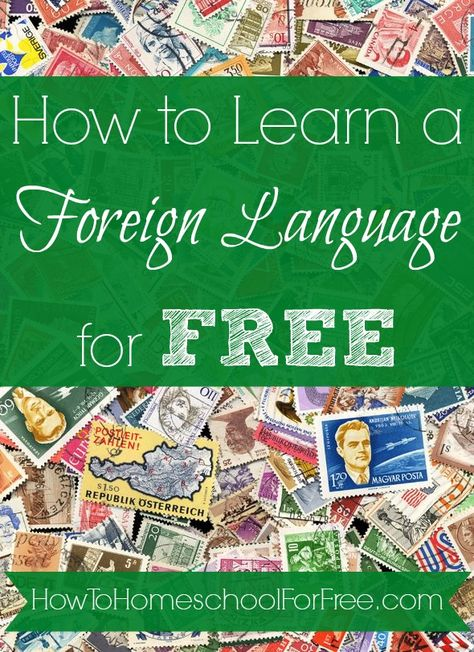 How to Learn Foreign Languages FREE Online!