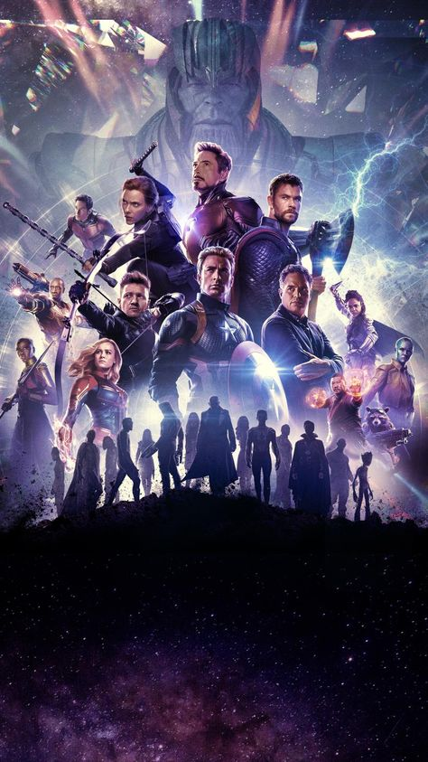 Avengers: Endgame (2019) Phone Wallpaper | Moviemania