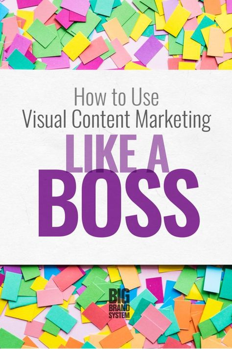 What is Visual Content Marketing?