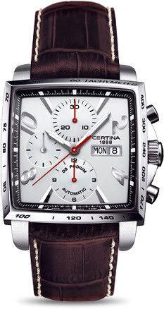 Certina Watch DS Podium Square Chrono Automatic A