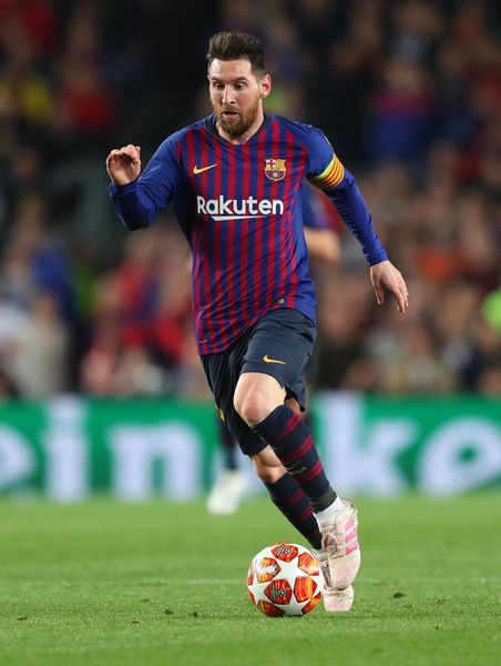 Lionel Messi Photos Photos Barcelona Vs Liverpool Uefa