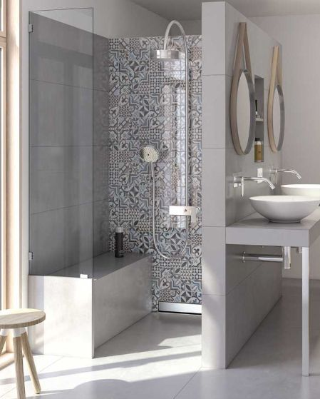 Build An Accessible Tile Shower In No Time With The Diy Friendly
