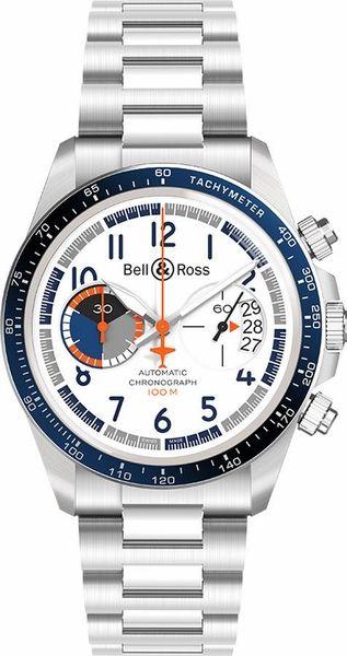 Brv294 Bb St Sst Bell And Ross Racing Bird Men S Watch Bell Ross