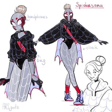Spidersona Maker