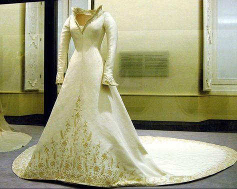 vestido de boda de la reina letizia   monarquÍa hispÁnica