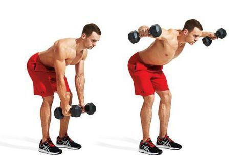 rutina de ejercicios para definir hombros