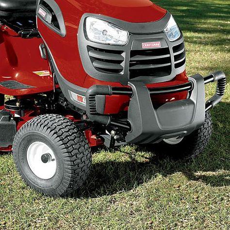 900e7df41dff174306f25fff36840795 lawn mower tractors craftsman front brush guard garden tractors pinterest tractor  at bakdesigns.co