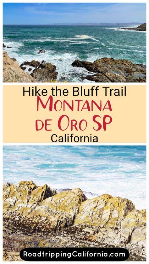Bluff Trail at Montana de Oro State Park