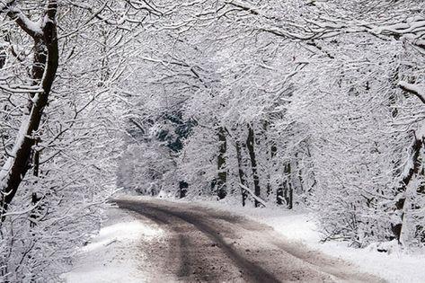 beautiful drive....