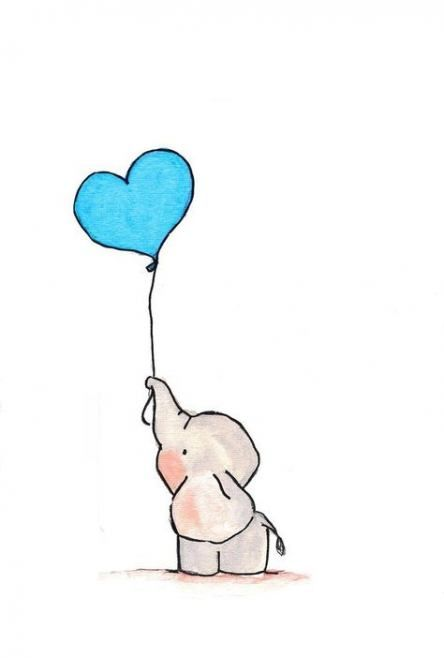 New Drawing Cute Baby Heart Ideas Cute Easy Animal Drawings Easy Animal Drawings Baby Animal Drawings
