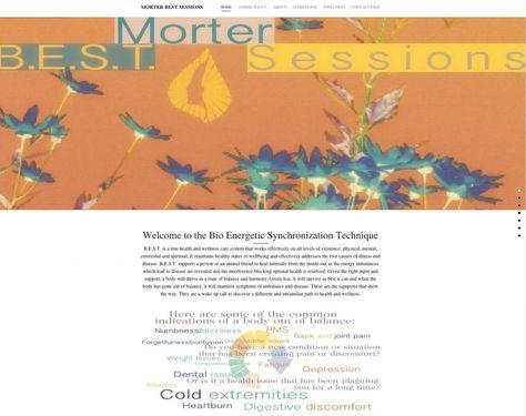 Current Work For Connie Wiermann Web Design Logo Design Portfolio Web Design Web Design