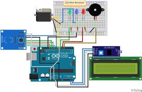 Rfid Basics And Rfid Module Interfacing With Arduino Arduino Rfid Arduino