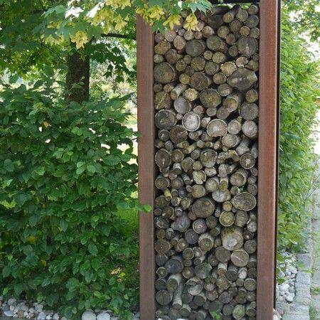 Sichtschutz Metall In Uelzen Lueneburg 3 Windschutz Terrasse Sichtschutz Garten
