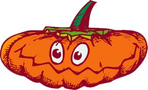 -The Story of the not so great pumpkin - multiplication/division storiessquished pumpkin