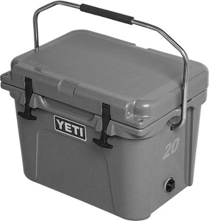 Yeti Roadie 20 Limited Edition Charcoal Cooler Rei Co Op Yeti Roadie Yeti Cooler Yeti Coolers