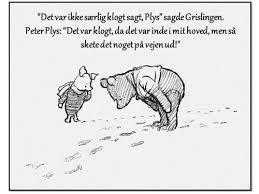 Billedresultat For Peter Plys Citater Inspirationscitater Peter Plys Sjove Citater