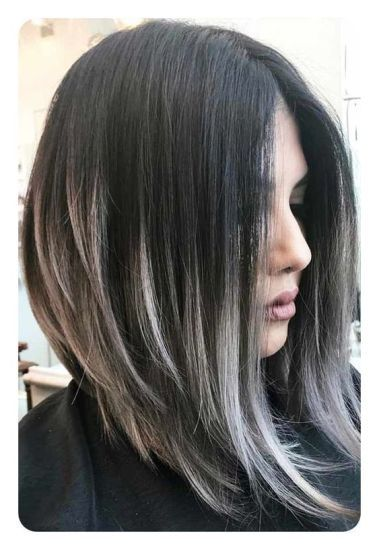 Tunsori Bob Lung In 2019 Inverted Bob Hairstyles Hair