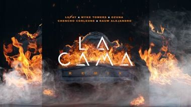 La Cama Remix Lyrics Lunay Myke Towers Ozuna Https Ift Tt 2wrvu2b In 2020