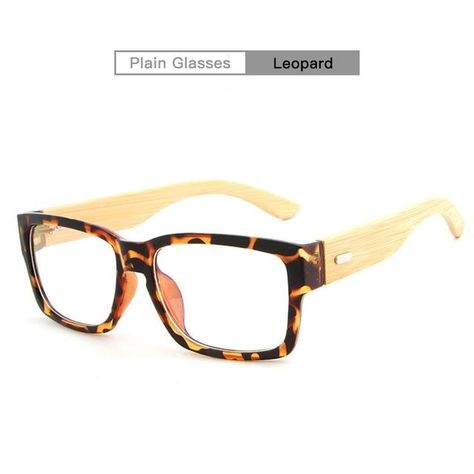 709a7248ed76 AZB Retro Optical Glasses Frame Wood Men Women Brand Design Eyeglasses
