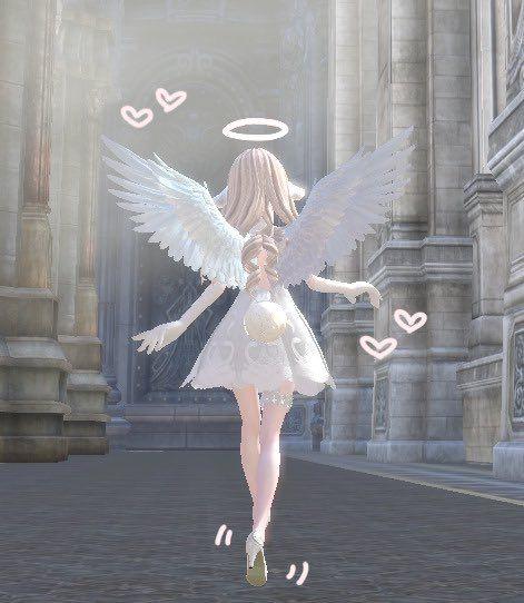 On Twitter Aesthetic Anime Angel Aesthetic Virtual Girl