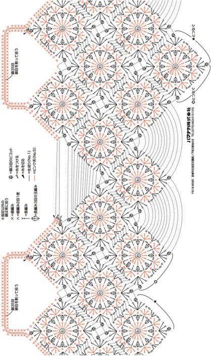 African Flower Motif Bag Free Crochet Pattern Freecrochetpatterns
