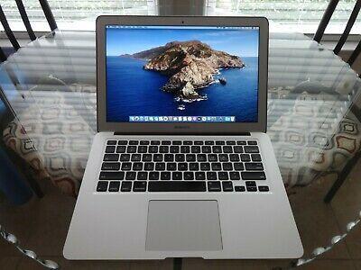 Macbook Air A1466 1 8 Ghz Core I5 4 Gb Ram 64 Gb Ssd In 2020 Apple Macbook Air Macbook Air Macbook