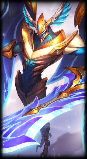 Justicar Aatrox Com Imagens League Of Legends Anjos Of Wallpaper