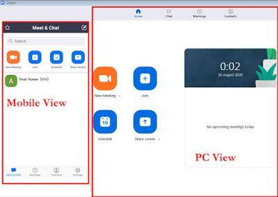 Zoom App Zoom Online Zoom Cloud Meetings Online Classes