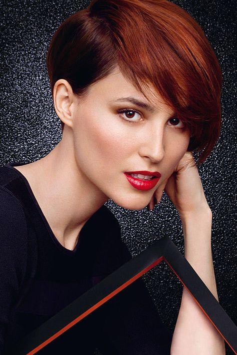 Haare sehr rot kurze Sehr Kurze