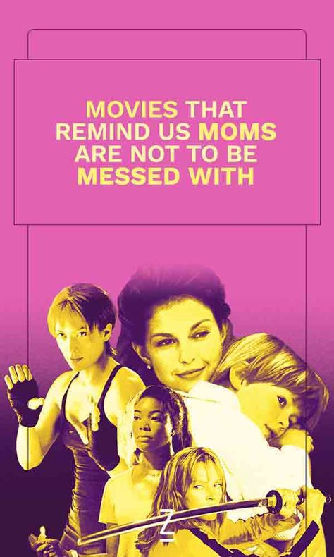 These movies will remind you that moms are not to be messed with. #moms