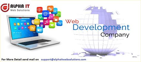 Pin By Alpha It Web Solution On Web Development Web Development Design Web Design Services Web Development Company