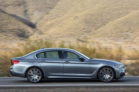 First Pictures 2017 Bmw 5 Series Photos Bmw 5 Series 2017 Bmw