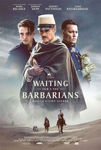 Waiting For The Barbarians Guarda Film Gratis Streaming 2020 Film Serier